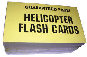 Helicopter Flash Cards