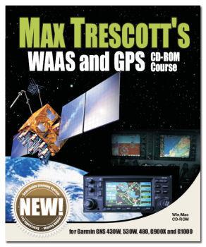 Max Trescotts Waas And Gps Cd-rom Course