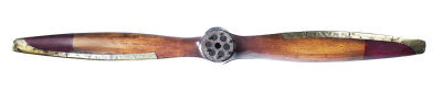 WW I Replica Wood Airplane Propeller