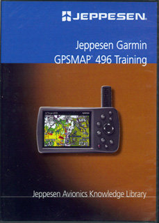 Jeppesen Garmin GPSmap 496 Training