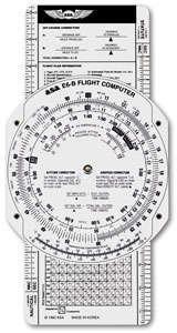 E6-B Paper Flight Computer