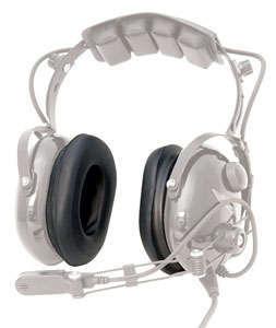 AirClassics HS-1A Acoustic Foam Headset Earseals