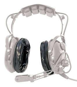 AirClassics HS-1A Headset Gel Earseals