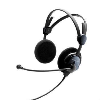 Sennheiser Hmec 46-b-k Anr Headset