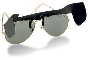 Eyeglass Overcasters