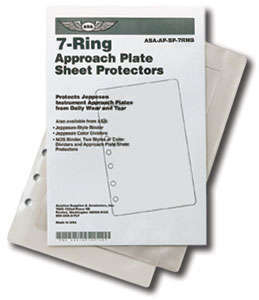 7-Ring Sheet Protectors 10-Pack
