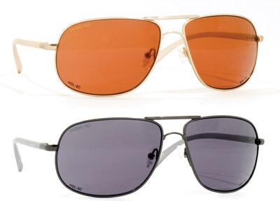 Vedalohd Roma Large Square Aviator Sunglasses