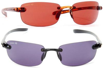 Vedalohd Verona Small Rimless Sunglasses