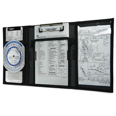 Asa Tri-fold Kneeboard - Ifr Edition