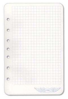 7 Ring Notepad (Jeppesen Style)