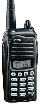 Icom IC-A14 Transceiver