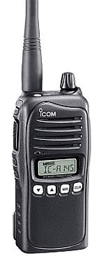 Icom IC-A14S Transceiver (Simple Keypad)