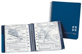 Jeppesen Chart Organizer - 15 Pockets