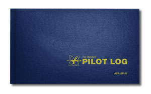 ASA Pilot Log Book, Navy