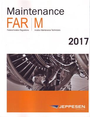Jeppesen FAR Handbook for Aviation Maintenance Technicians