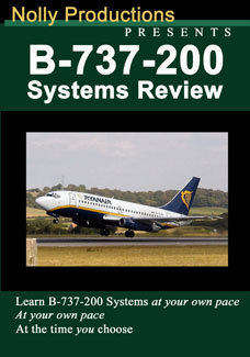 Nolly B-777 Aircraft Systems Review DVD