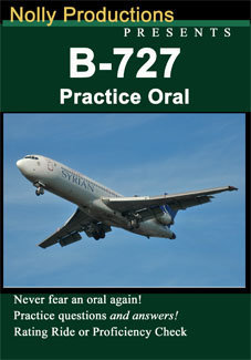 Nolly B-727 Practice Oral DVD