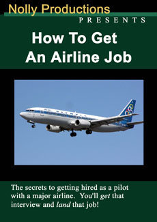 How To Get An Airline Job DVD