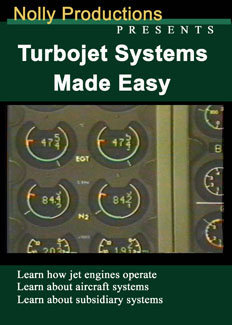 Turbojet Systems Made Easy DVD