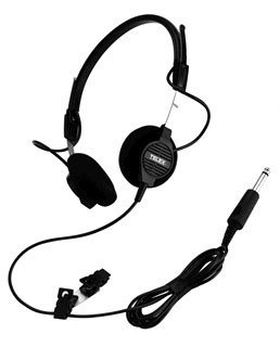 Telex Airman 760 Lightweight Listen Only Headphone