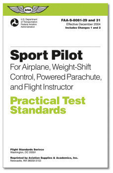 Practical Test Standards: Sport Pilot