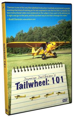 Tailwheel: 101 Transition Training Dvd