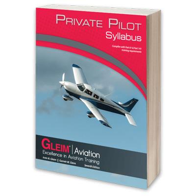 Gleim Private Pilot Syllabus