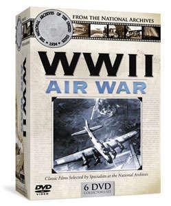 WW II Air War  6-DVD Set