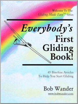 Everybody's First Gliding Book