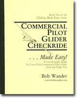 Commercial Pilot Glider Checkride