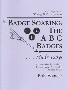 Badge Soaring:  The ABC Badges