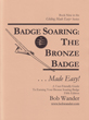 Badge Soaring:  The Bronze Badge