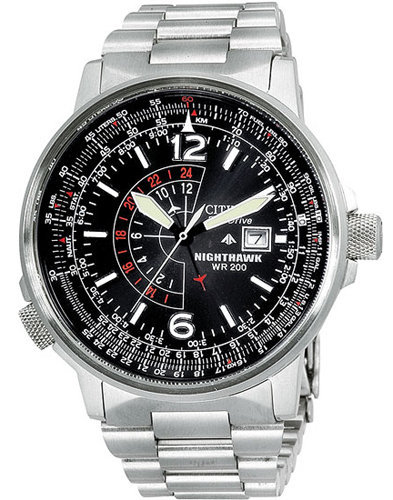 Citizen Nighthawk Watch (BJ7000-52E)