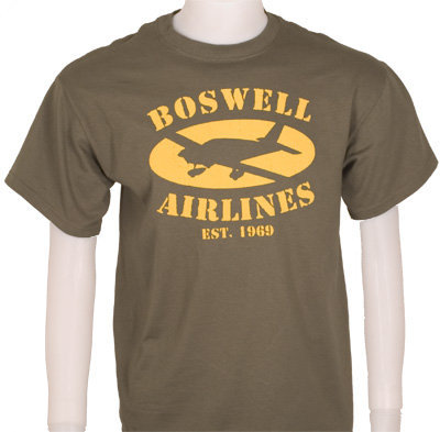 Boswell Airlines T-Shirt