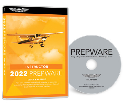 ASA Certified Flight Instructor Prepware