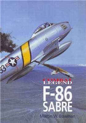 F-86 Sabre - Combat Legend
