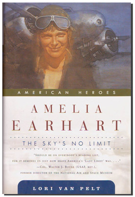 Amelia Earhart: The Sky's No Limit