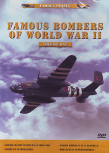 DVD: Famous Planes: Famous Bombers of World War II, Vol. 1