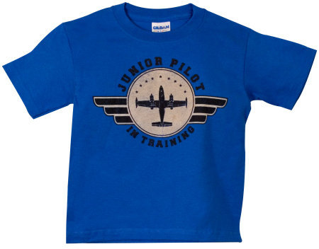 Junior Pilot In Training T-Shirt