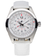 Abingdon Amelia Ladies E6B Watch - White