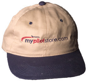 MyPilotStore Embroidered Cap