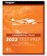 ASA Commercial Pilot Test Prep Book