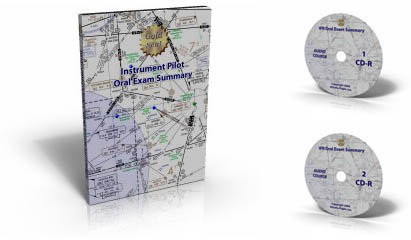 Instrument Pilot Oral Exam Summary Audio CD