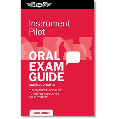 Oral Exam Guide - Instrument Rating