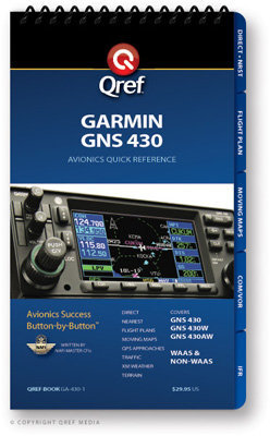 Garmin GNS 430 Multi-Page Qref Book