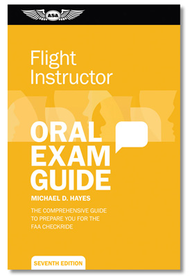 Oral Exam Guide - Certified Flight Instructor