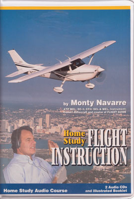 Home Study Flight Instruction Audio CD