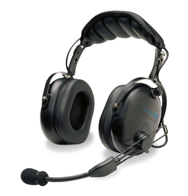 Flightcom 4DLX Headset