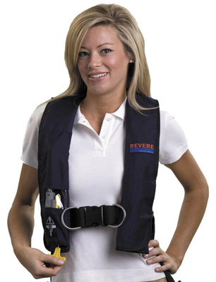 Comfortmax Inflatable Pfd Lifejacket