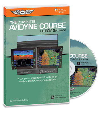The Complete Avidyne Course Interactive Software